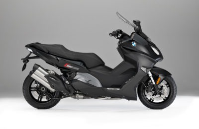 BMW C650 S (Maxi scooter)